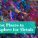 Knowing the Best Places to Explore for Metals