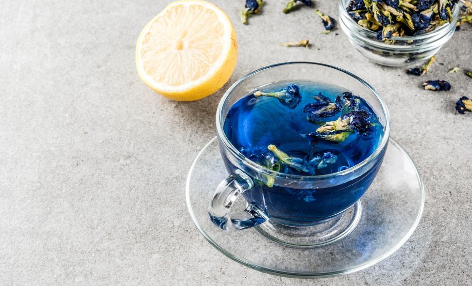 My Blue Tea - Blue Butterfly Pea Flower Tea