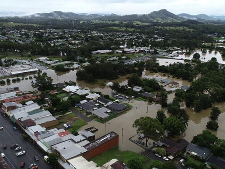 Wingham NSW and the 2021 Floods
