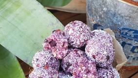 Yummy Raw Energy Balls Recipe