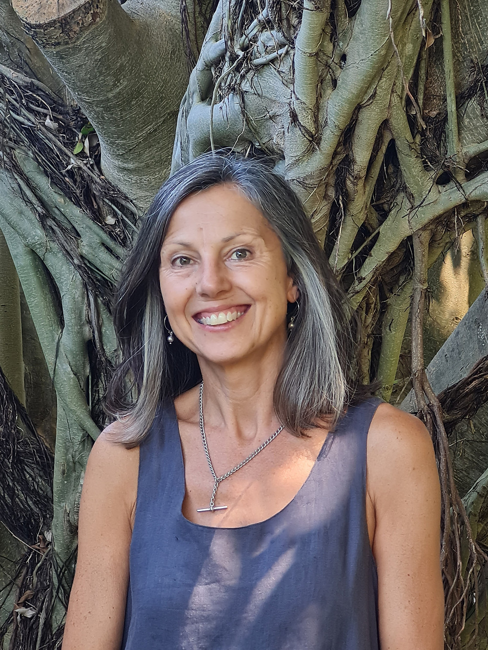 Beverly McCulloch, Yoga Health Coach & Therapist, Healing Heart Yoga, feature story by Brilliant-Online