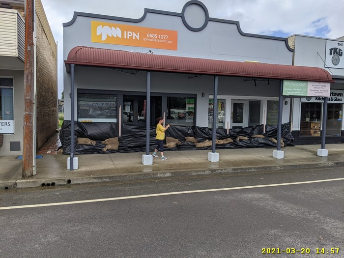 IPN Valuers, NSW March 2021 Floods, feature story by Brilliant-Online