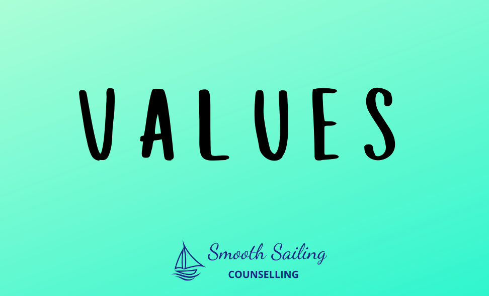 Your values are the things that you believe are important in the way you live and work. Download Smooth Sailing Counselling's Value checklist.