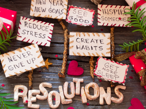 Defining Resolutions for a New, Meaningful Life