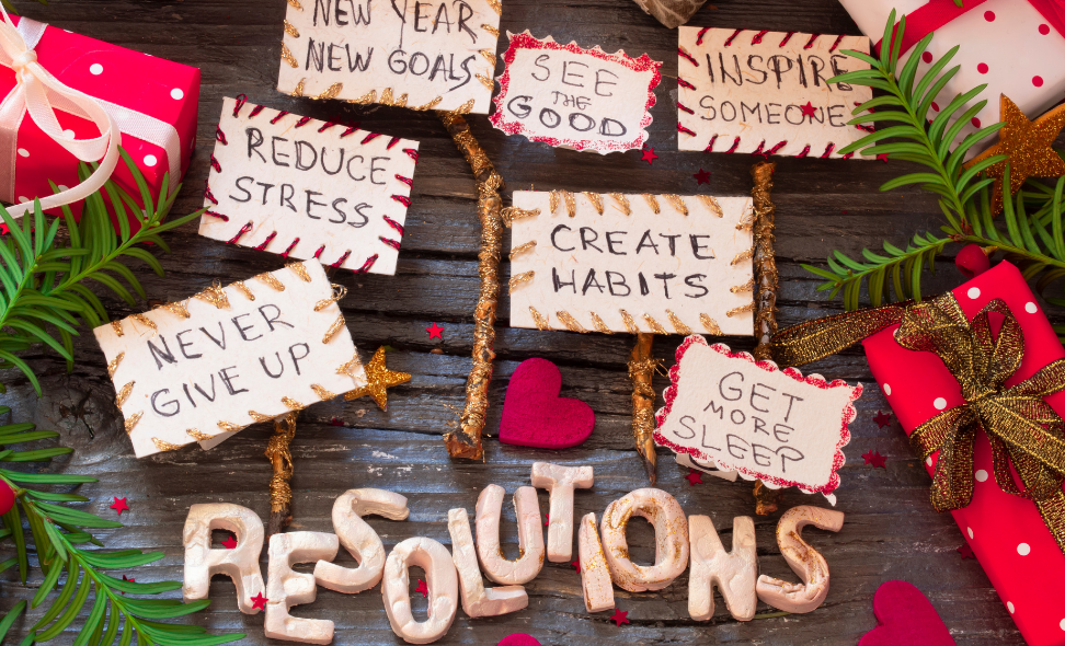 New Year's Resolutions, Smooth Sailing Counselling