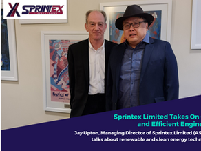 Sprintex Limited Takes On Green and Efficient Engineering