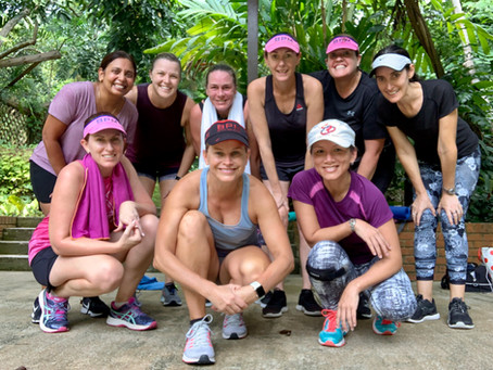 Nicole Gallagher - Social Sisterhood for Health and Fitness