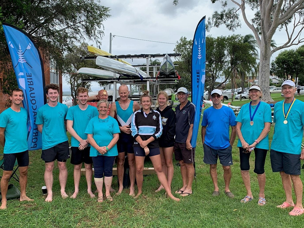 Port Macquarie Rowing Club (PMRC), Feature story by Brilliant-Online