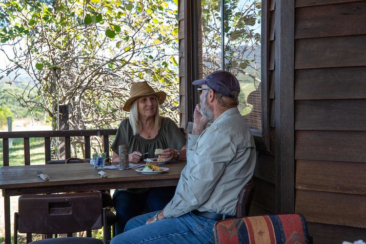 Great Lakes Food Trail. Brush Turkey Cafe, feature story by Brilliant-Online