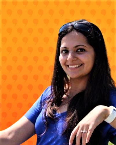 Mehreen Hasan - the Digital Master, Vermilion Pinstripes, feature story by Brilliant-Online