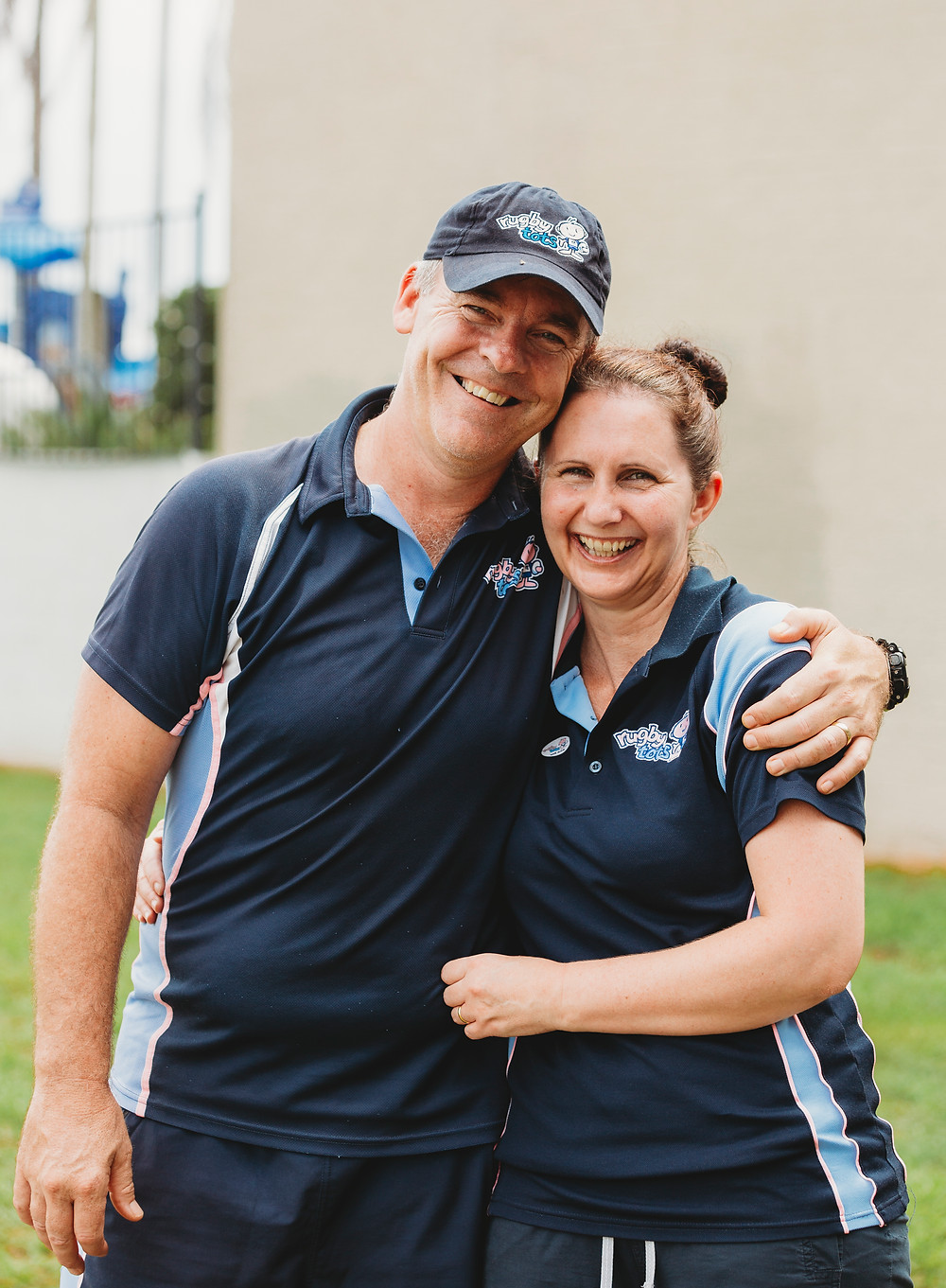 Bec and Izy, Rugbytots, feature story by Brilliant-Online