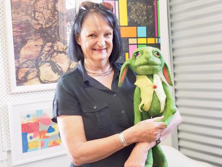 Roberta Sandeman-Allen, Artist and Craftswoman
