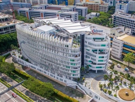 Infineon 50 years in Singapore