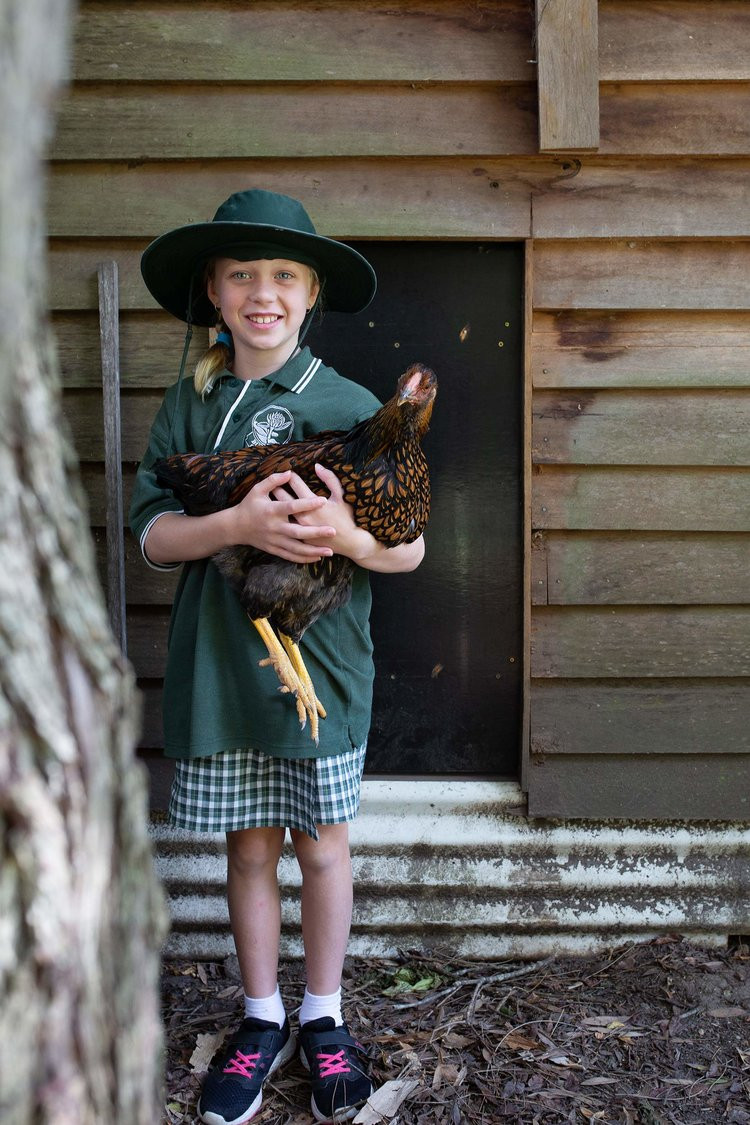 Great Lakes Food Trail, Bungwahl Public school, feature story by Brilliant-Online