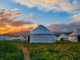 The Yurt Experience at Foxfire Heritage Farms in Ontario