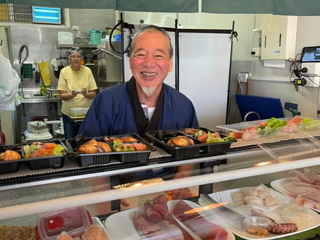 Sushiko Managing to Stay Afloat in Tough Times
