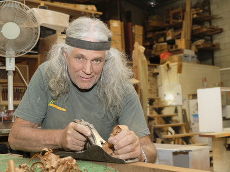 Brothers-in-Arms with a Passion for Traditional Wood Craft