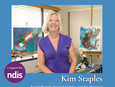 Kim Staples Art Therapy Touches Hearts and Empowers Lives