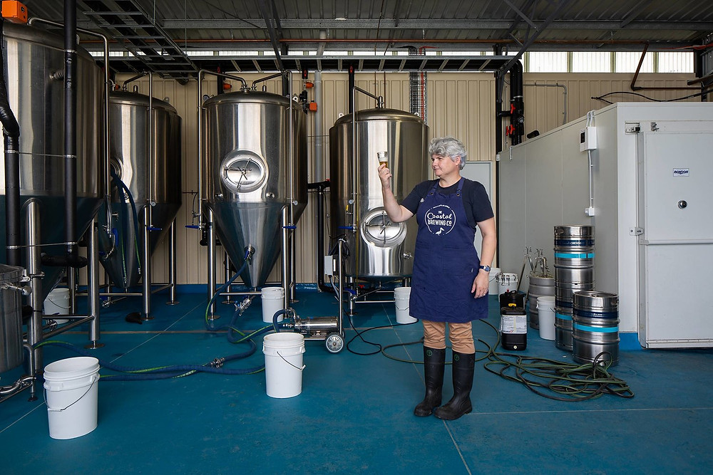 Great Lakes Food Trail, The coastal brewing company,, feature story by Brilliant-Online