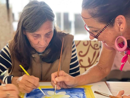 Art Therapy Brings Change and Hope for the Future