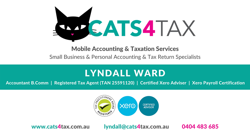 CATS4TAX, Mobile Accounting & Taxation Services