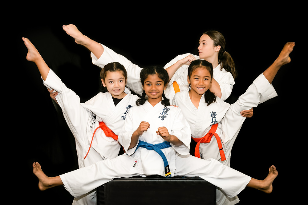 KIDSGROUP, Kyokushin Karate Port Macquarie Dojo, Feature by Brilliant-Online