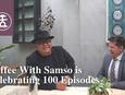 Samso Celebrates 100 Coffee With Samso Episodes!