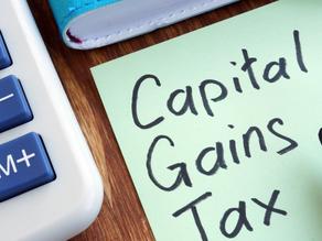 Capital Gain Tax