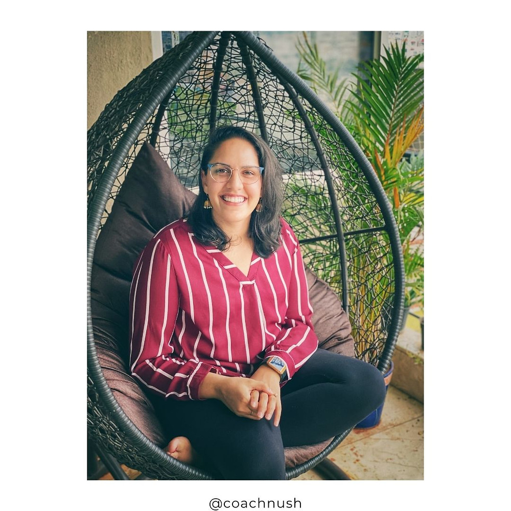 Anushree, Coach Nush, PCOS, feature story by Brilliant-Online