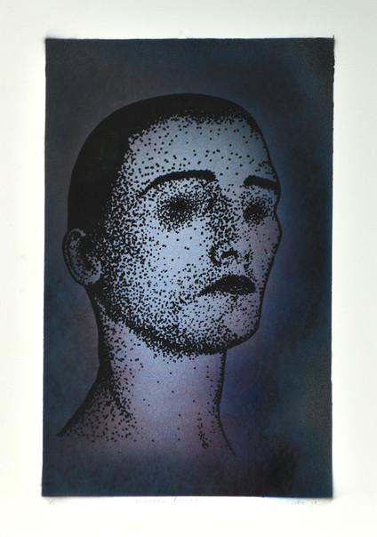 Disconnection Portrait #1 1/5