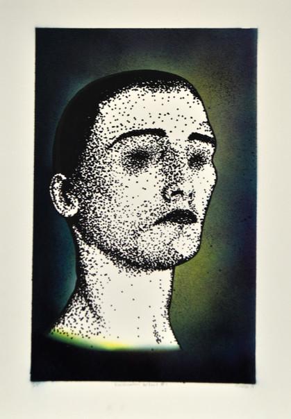 Disconnection Portrait #1 5/5