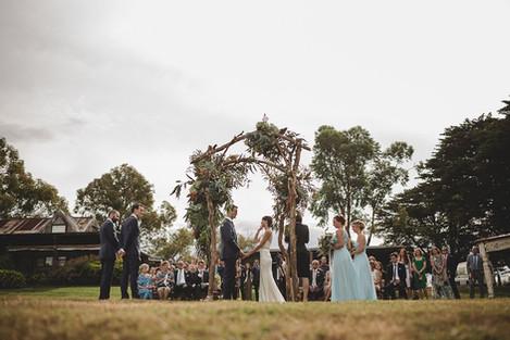 Yering Farm Ceremony