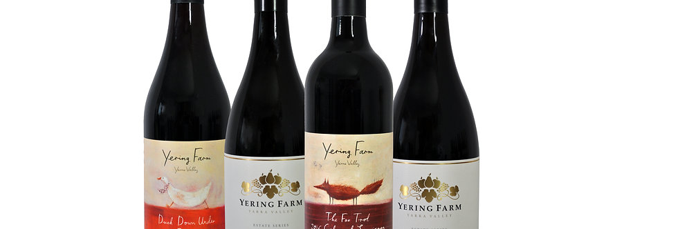 Red Wine Pack x6