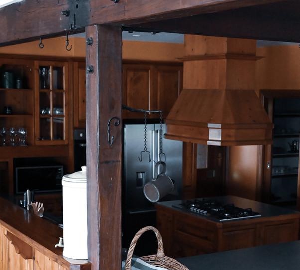 Yering Farm - The George - Kitchen