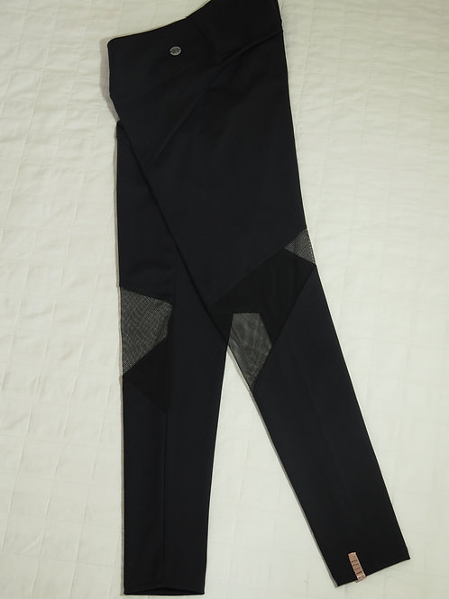 Legging c/ recorte transparente