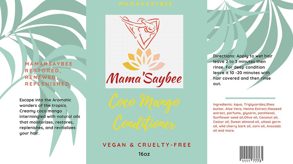 Coco Mango Conditioner