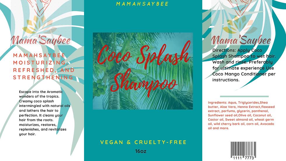 Coco Splash Shampoo