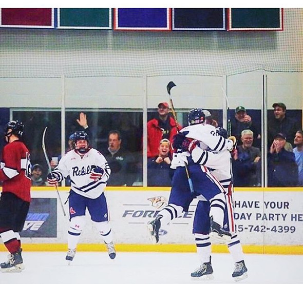 With the Ole Miss Hockey Club going 11-1