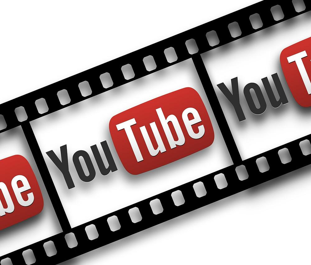 Atelier sur YouTube
