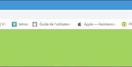 Chrome a changé