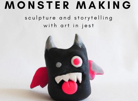 Monster Making!