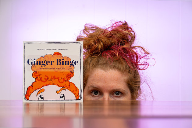 Ginger Binge: True Tales of Total Ineptitude