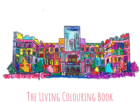 The Living Colouring Book!