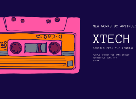 XTech: Fossils from the Xennial Age