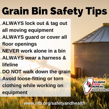 Grain Bin Business