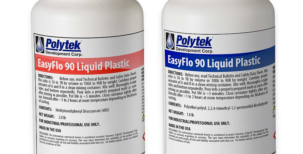 EasyFlo 90 Urethane Casting Resin ($48-$123)
