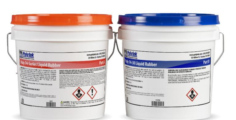 Poly 74-30 Liquid Rubber ($61-$143)