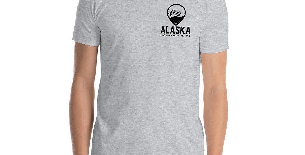 Short-Sleeve T-Shirt - White/Grey (unisex)