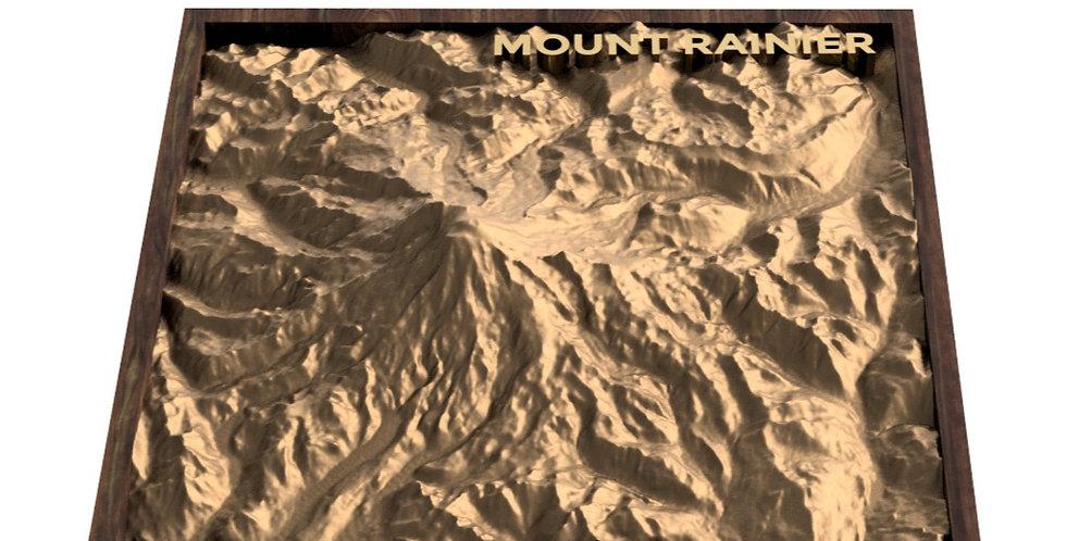 Mount Rainier, Washington (Select all options to see price)