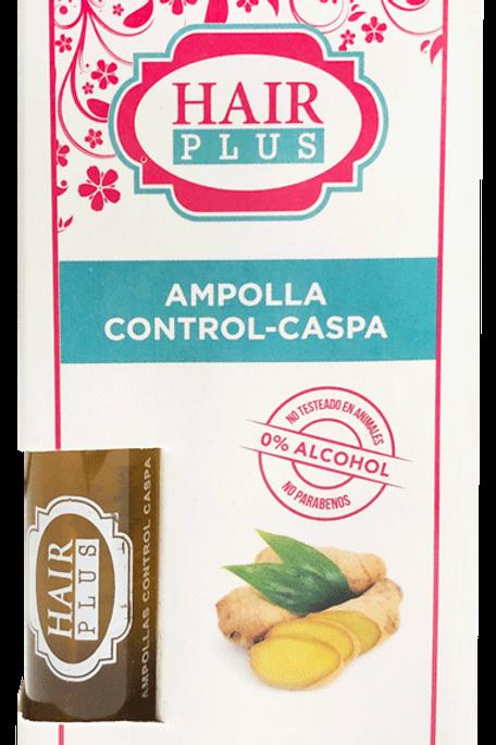 AMPOLLA CONTROL - CASPA X3